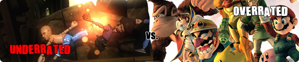 Recenzia Rag Doll Kung Fu vs. Super Smash Bros. Brawl