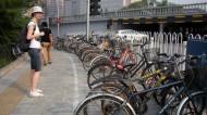 Používajú tu bicykle
